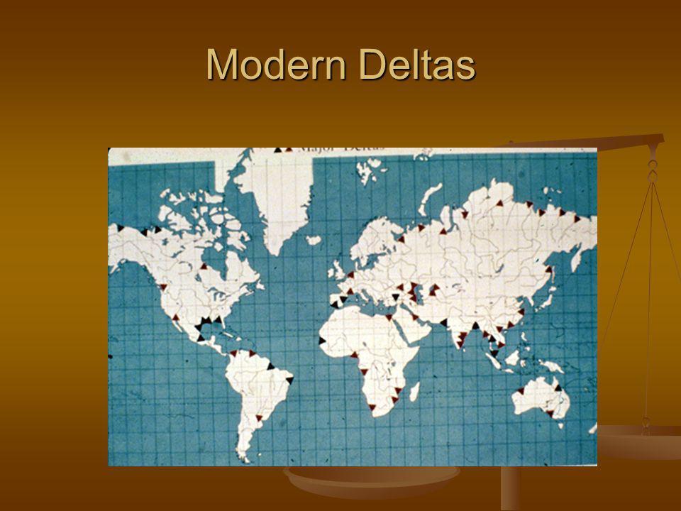 Modern Deltas