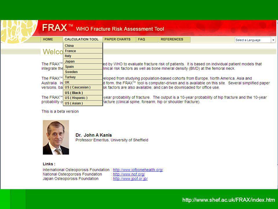 http://www.shef.ac.uk/FRAX/index.htm