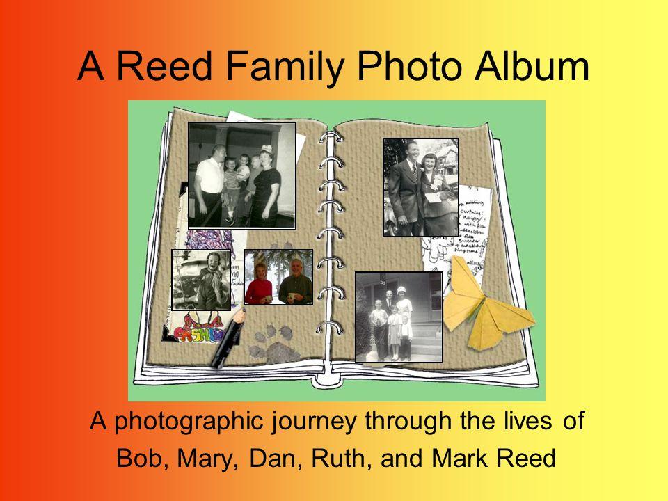 Mary Reeds Iowa roots...Clockwise, starting upper left: Owen G.