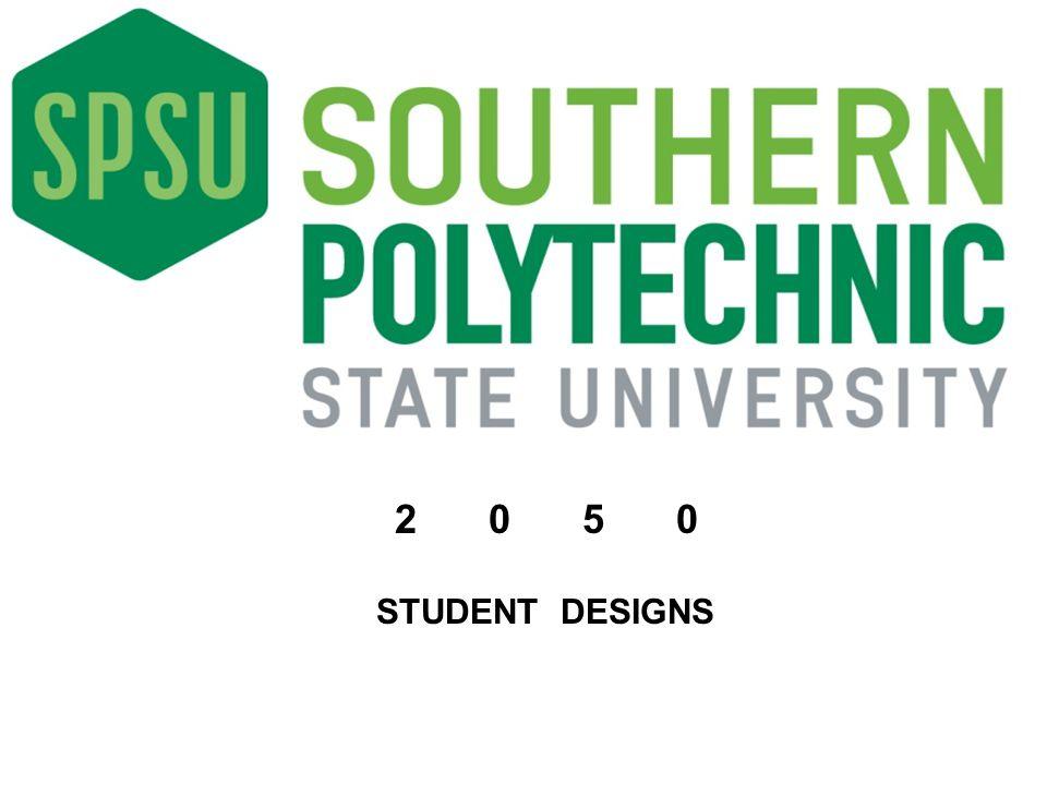 2050 STUDENT DESIGNS