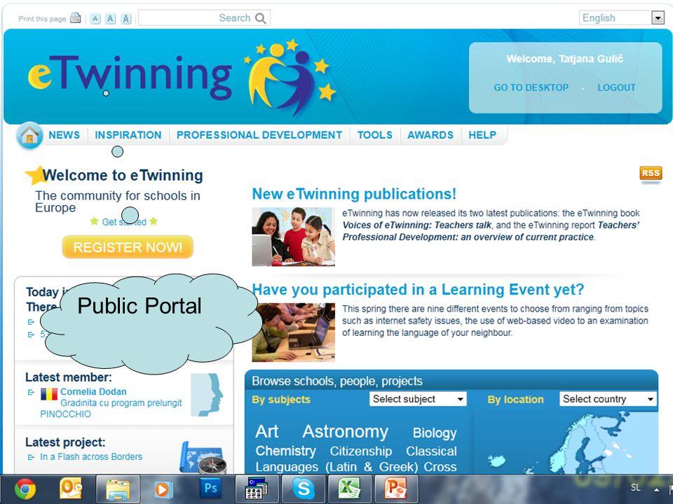 Public Portal