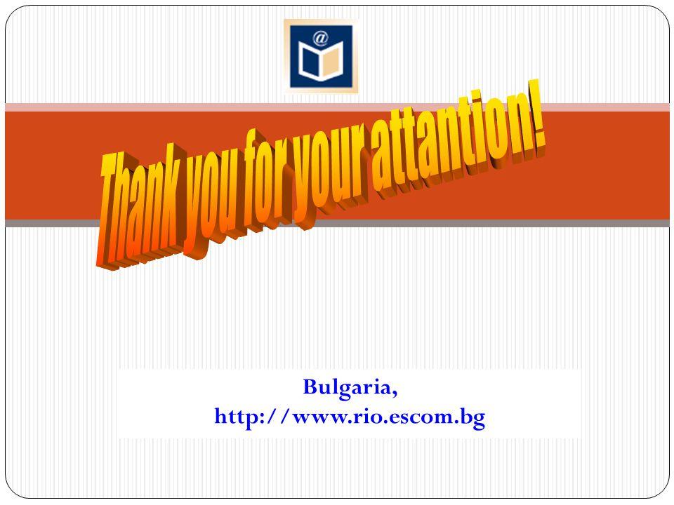 Bulgaria, http://www.rio.escom.bg