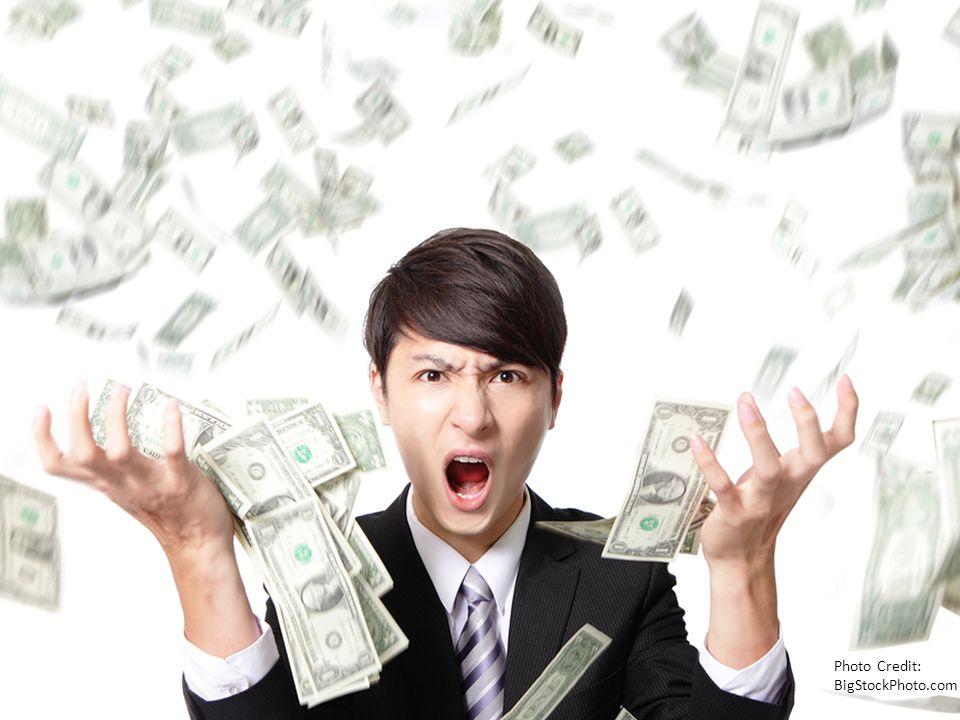 Issues Surrounding Money Photo Credit: BigStockPhoto.com