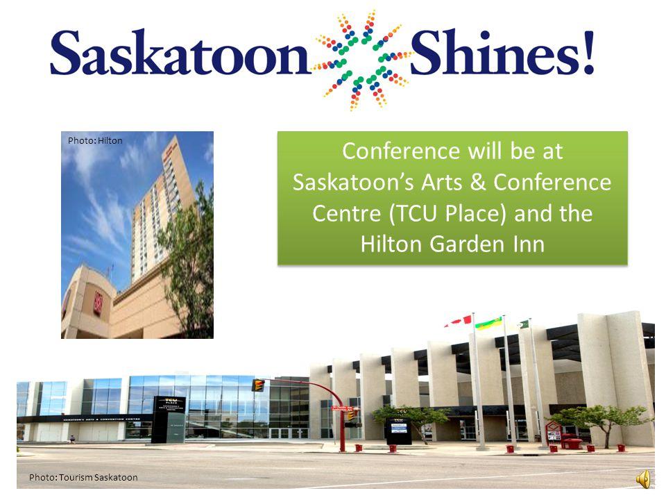 Saskatoon, Saskatchewan Home of the Canadian Light Source, University of Saskatchewan, and Canadian head office of numerous international companies. P