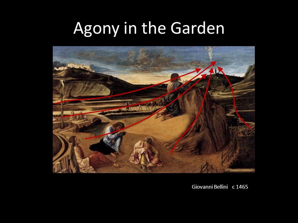 Agony in the Garden Giovanni Bellini c 1465