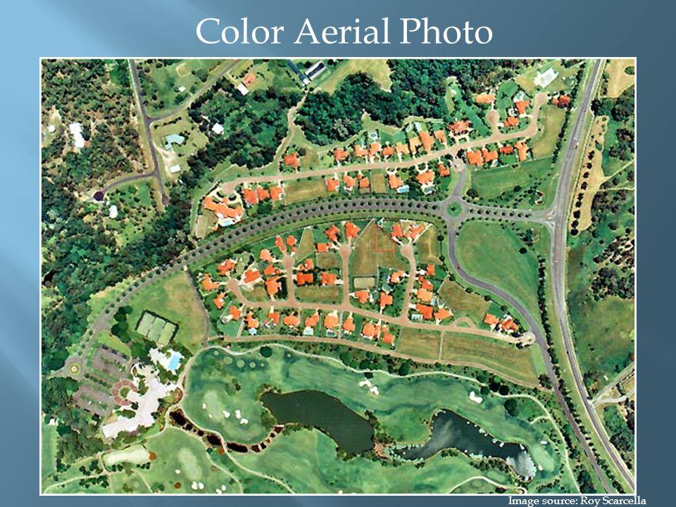 Color Aerial Photo Image source: Roy Scarcella