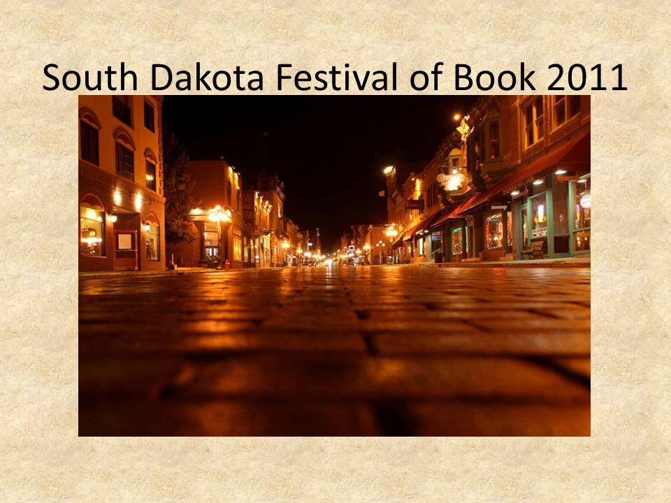 South Dakota Festival of Book 2011