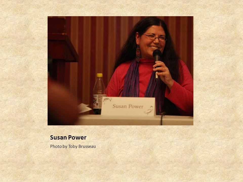 Susan Power Photo by Toby Brusseau