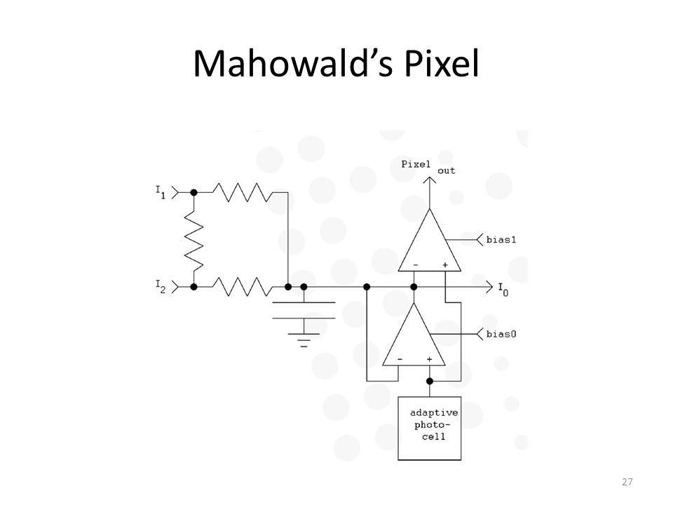 Mahowalds Pixel 27