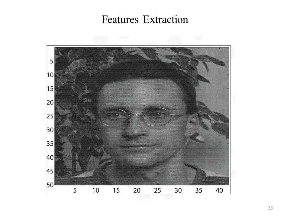 Features Extraction 36