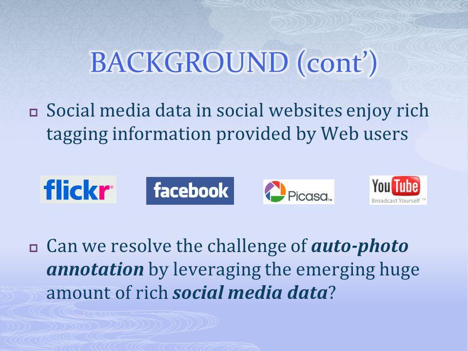 More information is available: Http://www.cais.ntu.edu.sg/~chhoi/APT/ Online demo of Auto Photo Tagging (APT) is available: Http://msm.cais.ntu.edu.sg/APT/ Contact: WU Lei leiwu@live.com leiwu@live.com Steven CH Hoi CHHoi@ntu.edu.sg CHHoi@ntu.edu.sg School of Computer Engineering Nanyang Technological University Singapore 639798 Email: chhoi@ntu.edu.sg Tel: (+65) 6513-8040 Fax: (+65) 6792-6559 Http://www.ntu.edu.sg/home/chhoi/