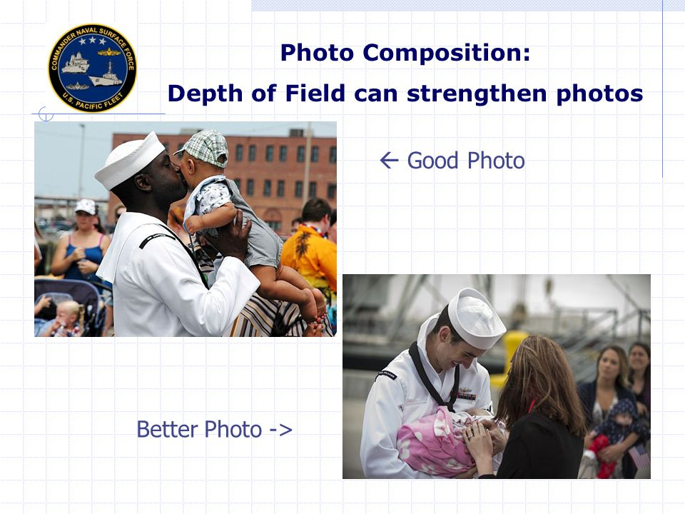 Photo Composition: Depth of Field – Whats in focus Shallow Depth of Field Wide Depth of Field