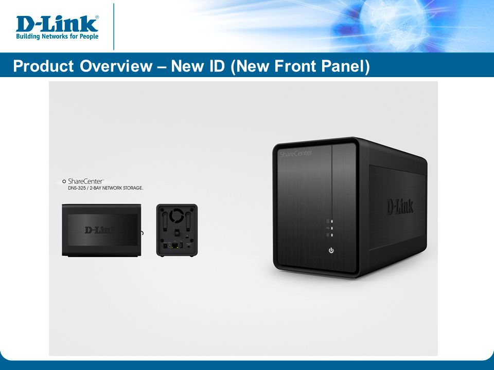 Product Overview – New ID (New Front Panel)