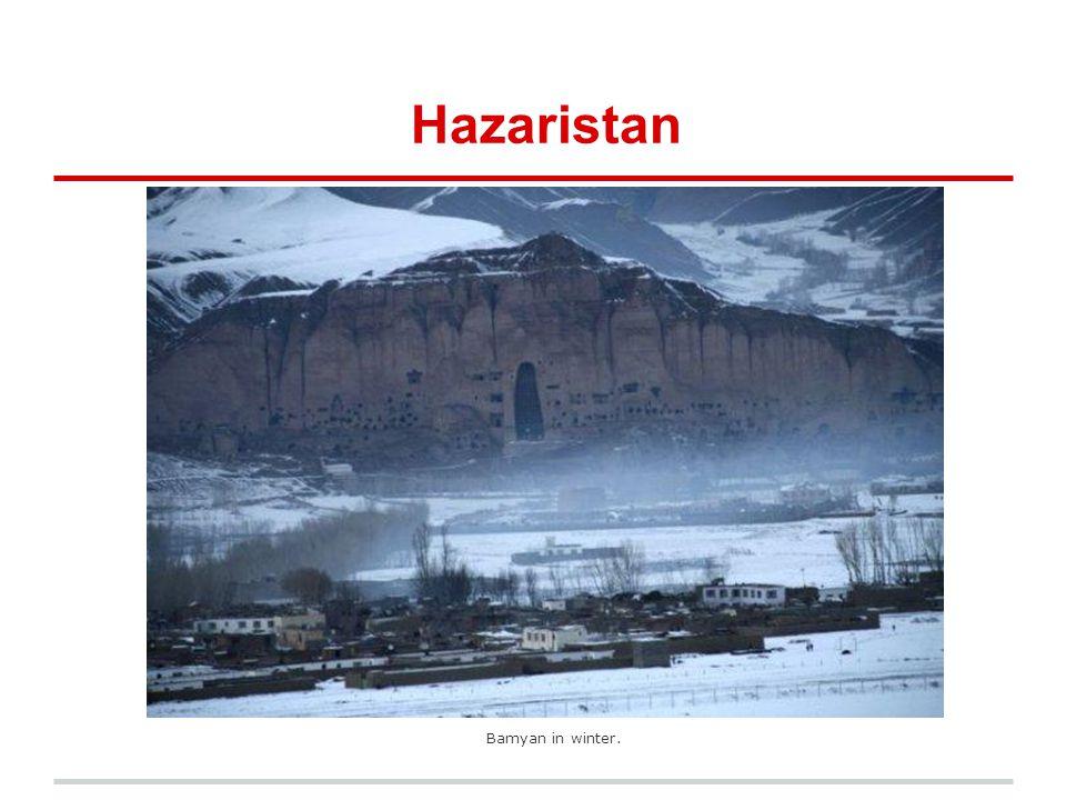 Persecution of the Hazara people 20122012 Hazara roads are blocked by Taliban gunmen.