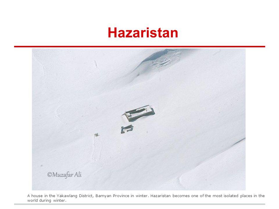 Hazara Faces Boys from the Mirasi Valley, Sangtakht District, Daikundi Province.