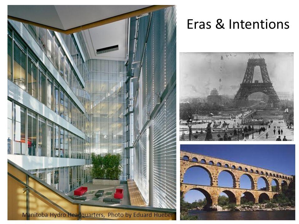 Eras & Intentions Manitoba Hydro Headquarters, Photo by Eduard Hueber