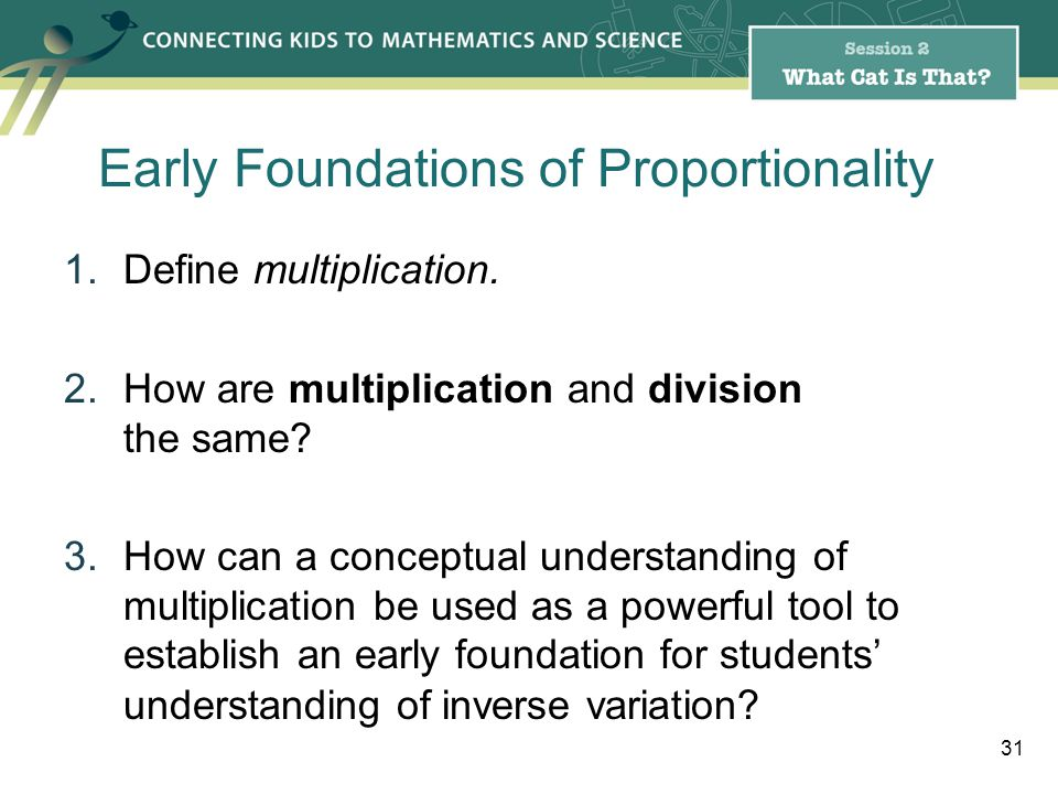 1.Define multiplication. 2.How are multiplication and division the same.