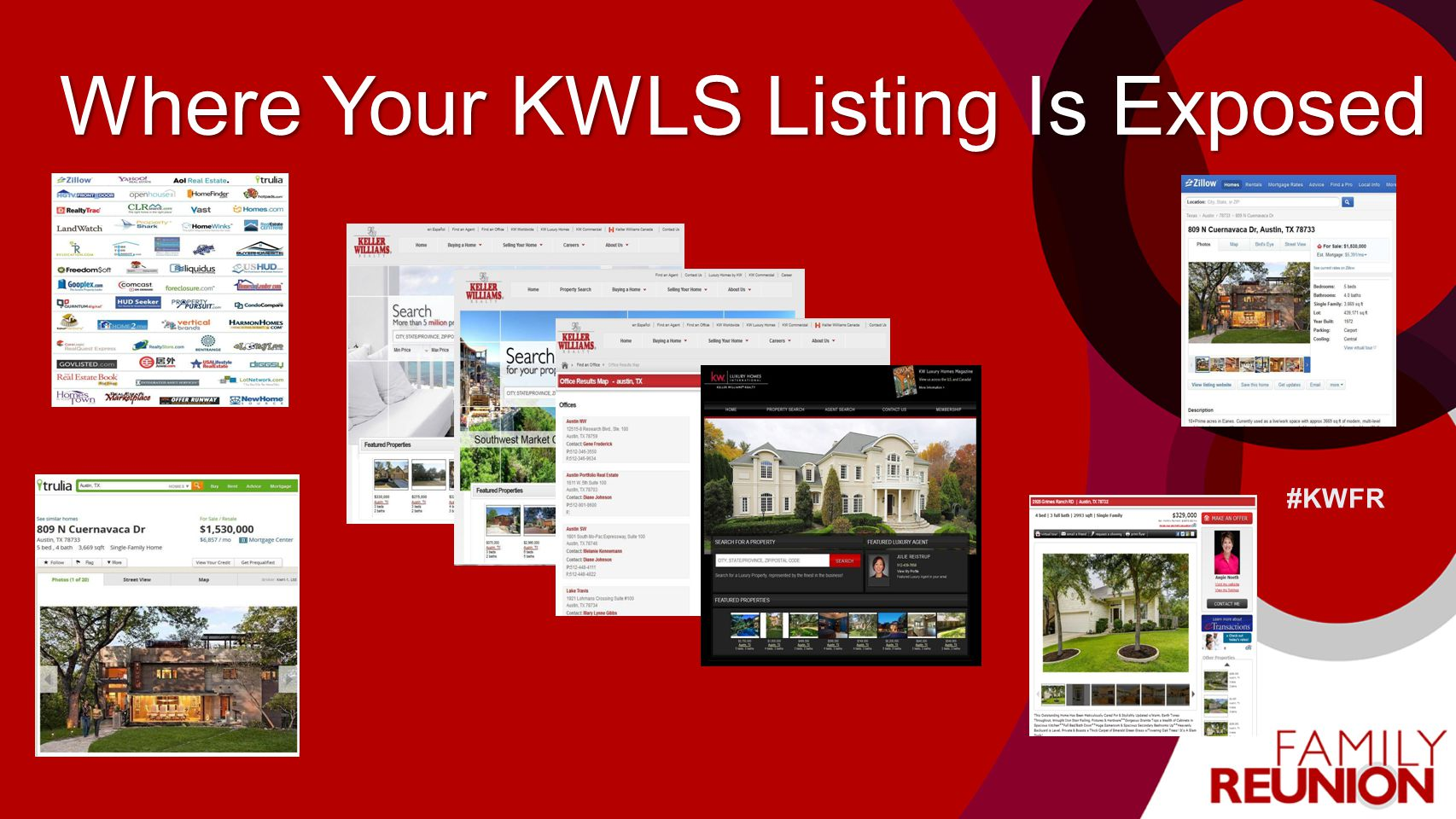 #KWFR Where Your KWLS Listing Is Exposed