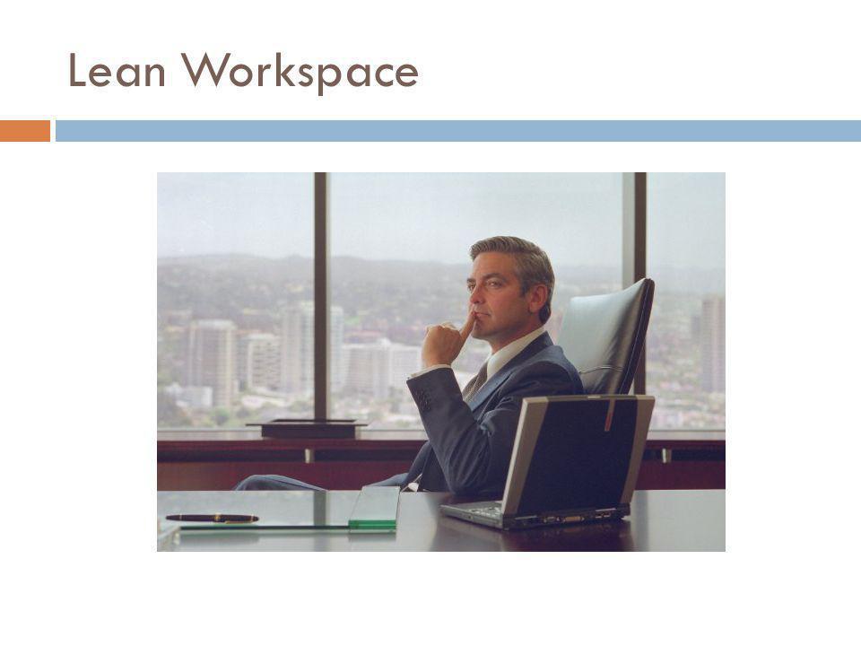 Lean Workspace