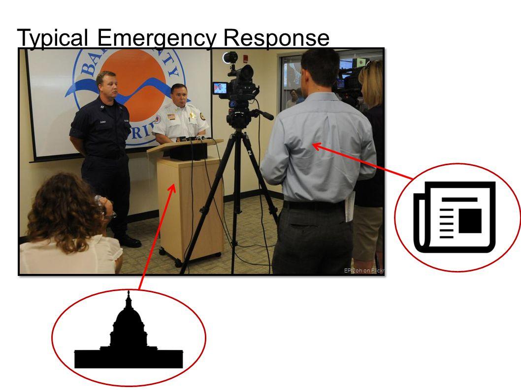 Typical Emergency Response EPI2oh on Flickr