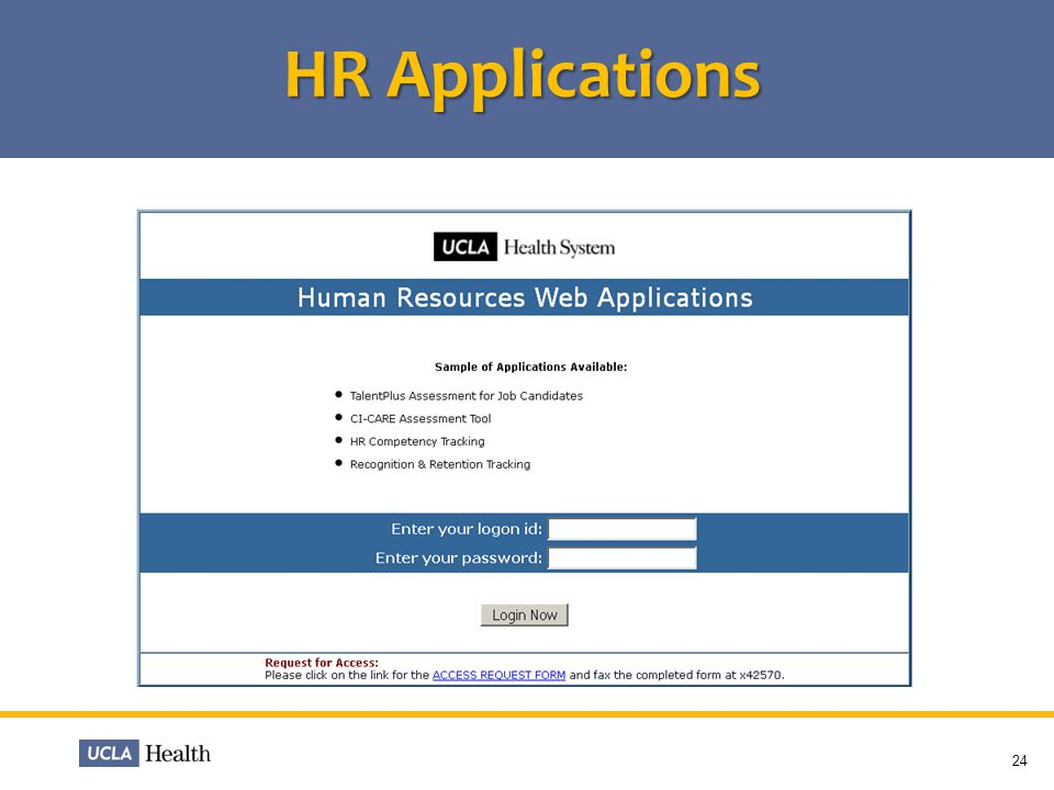 HR Applications 24