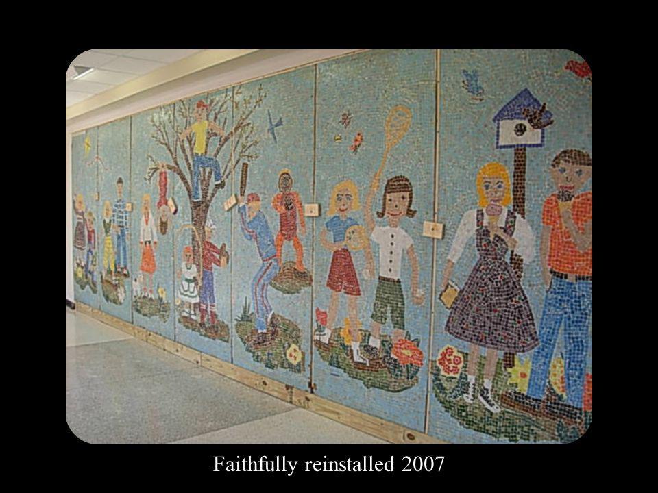 Faithfully reinstalled 2007