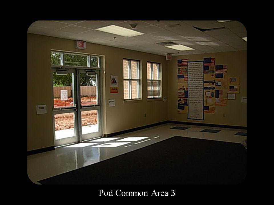 Pod Common Area 3