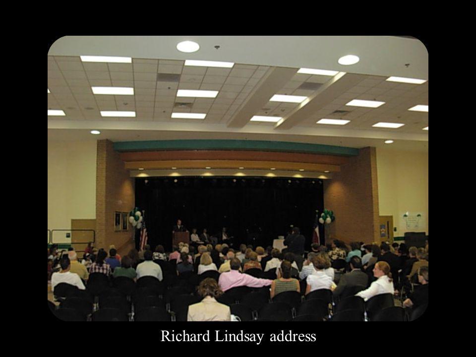 Richard Lindsay address