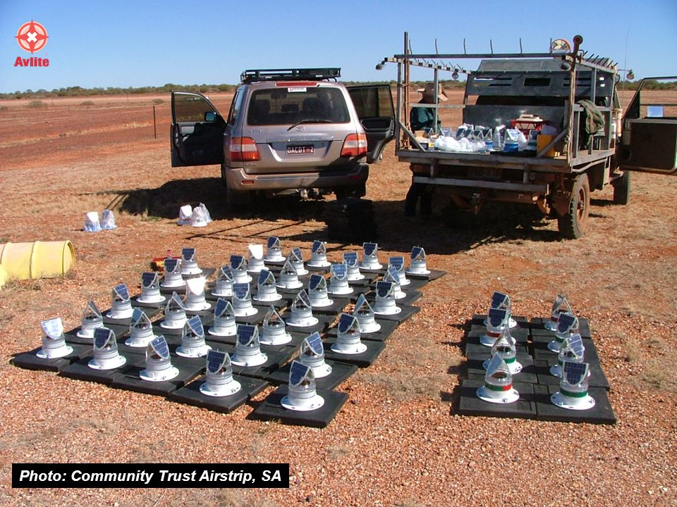 Photo: Community Trust Airstrip, SA