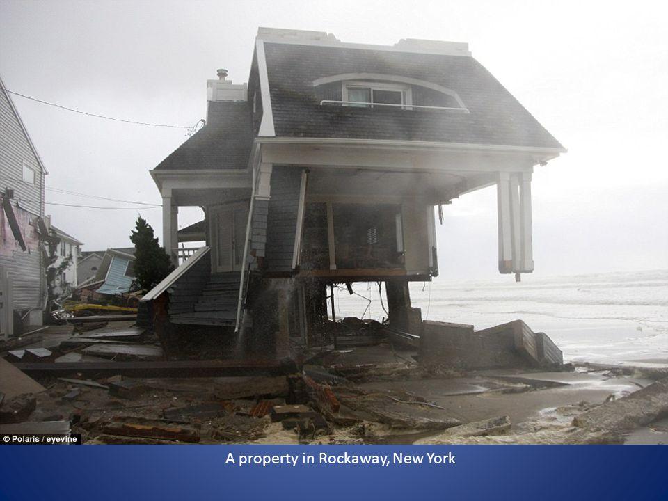 A property in Rockaway, New York