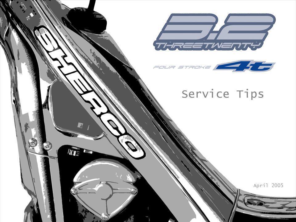 Service Tips April 2005