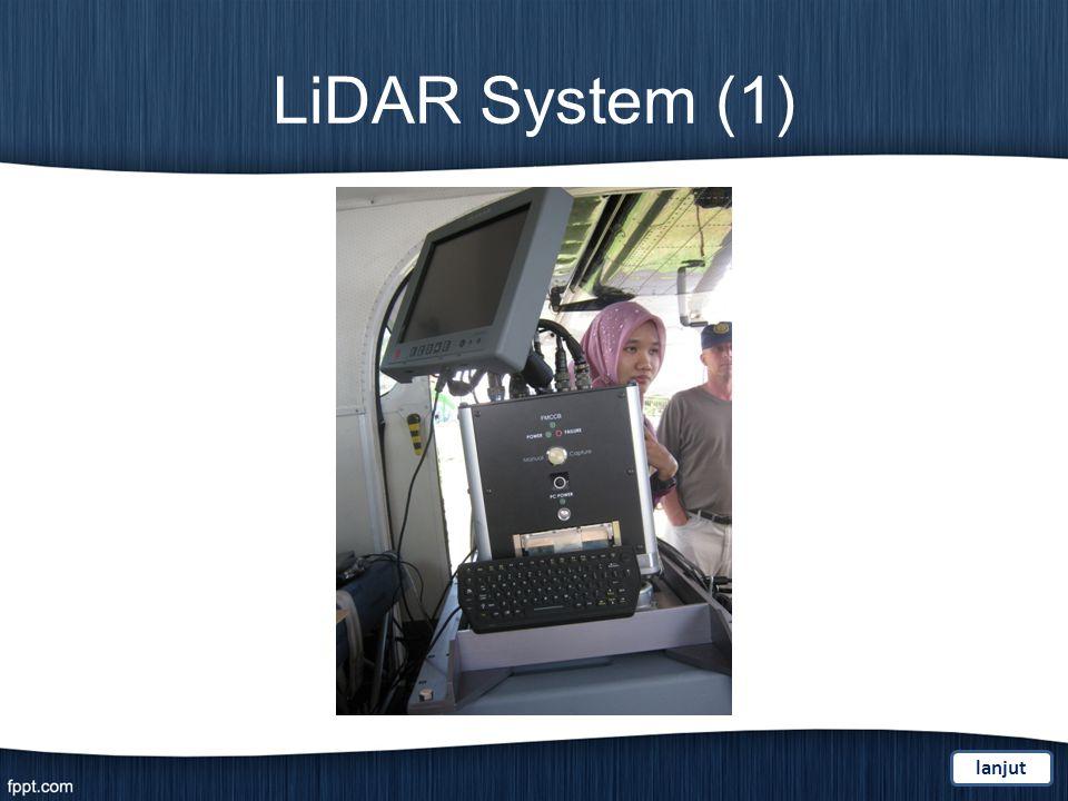 LiDAR System (1) lanjut