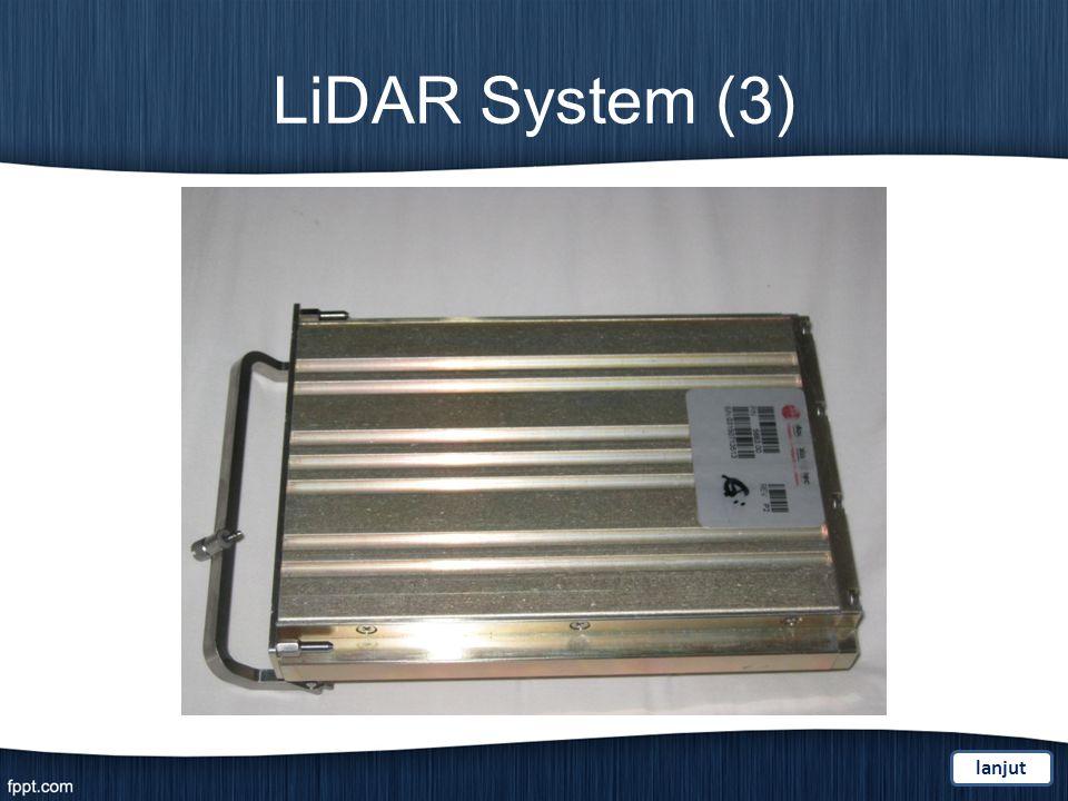 LiDAR System (3) lanjut