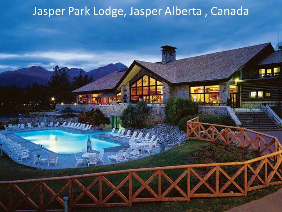 Jasper Park Lodge, Jasper Alberta, Canada