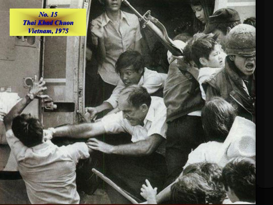 No. 16 John Filo Kent State, 1970