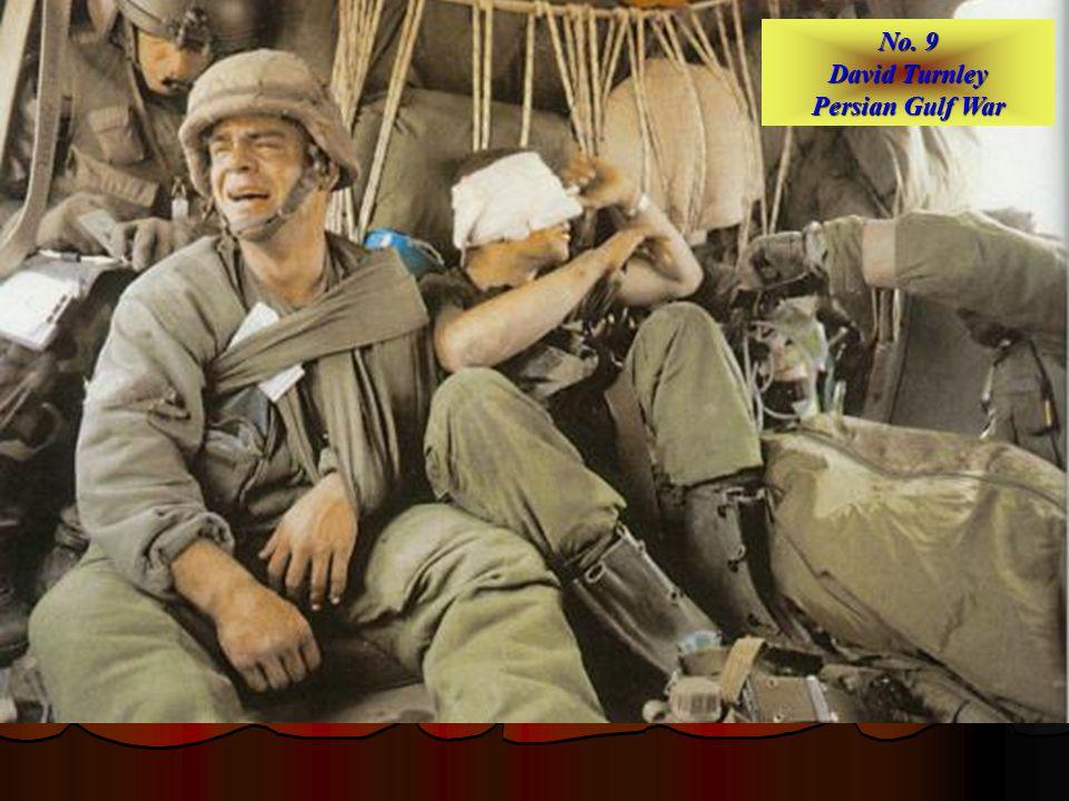 No. 10 W. Eugene Smith Saipan, WWII, 1944