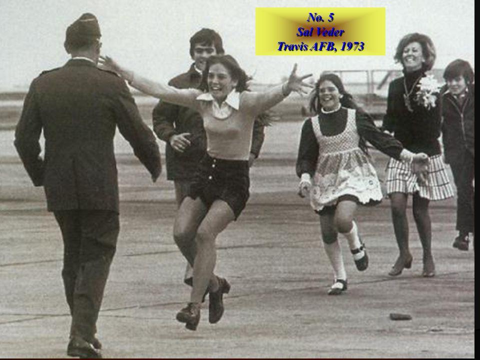 No. 6 Nick Ut Vietnam, 1972 Napalm attack victims