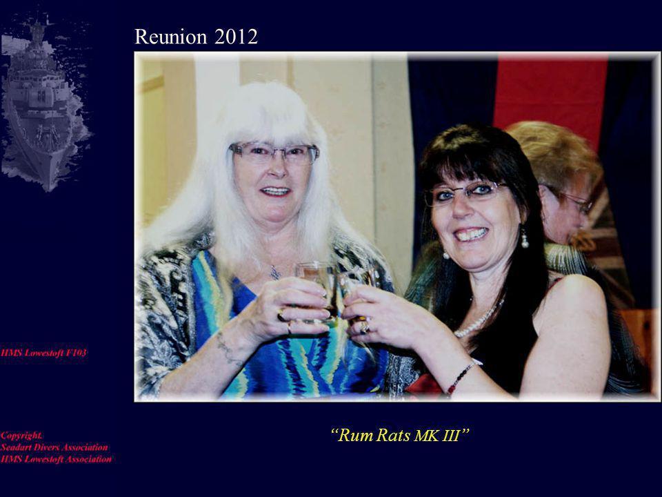 Rum Rat MK II Reunion 2012