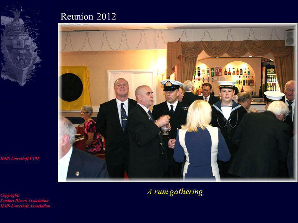 Rum Rats MK III Reunion 2012