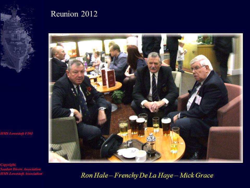 Happy Harper and RNA friends Reunion 2012
