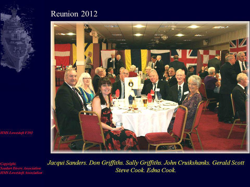 Ron Hale – Frenchy De La Haye – Mick Grace Reunion 2012