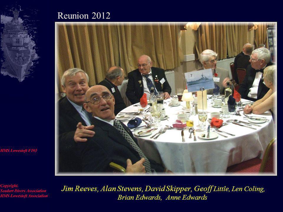 Chris and Jan Pappas Reunion 2012