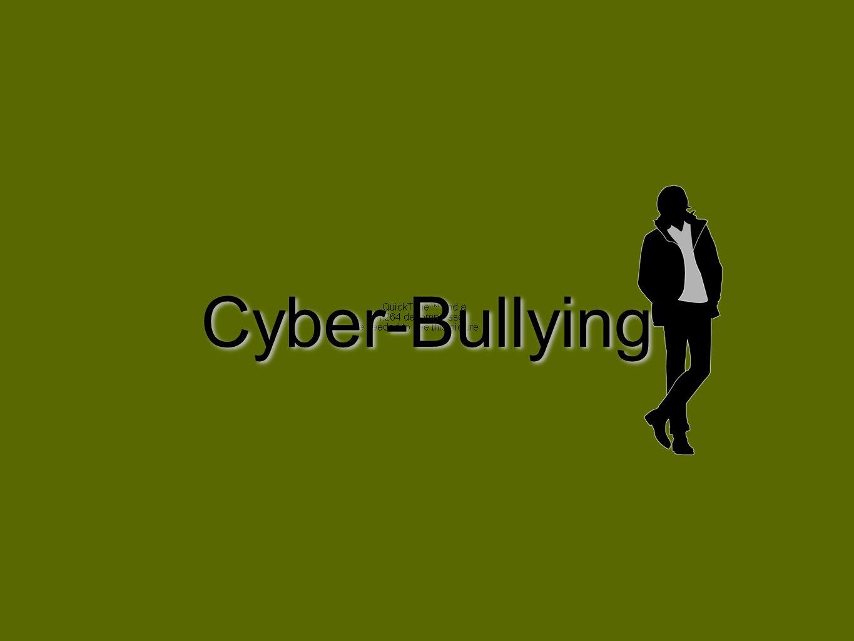 Cyber-Bullying Cyber-Bullying