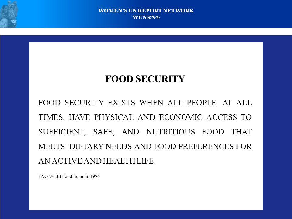 WOMENS UN REPORT NETWORK WUNRN® UKRAINE - MASSIVE PROTESTS - UPHEAVAL IN FOOD SECURITY