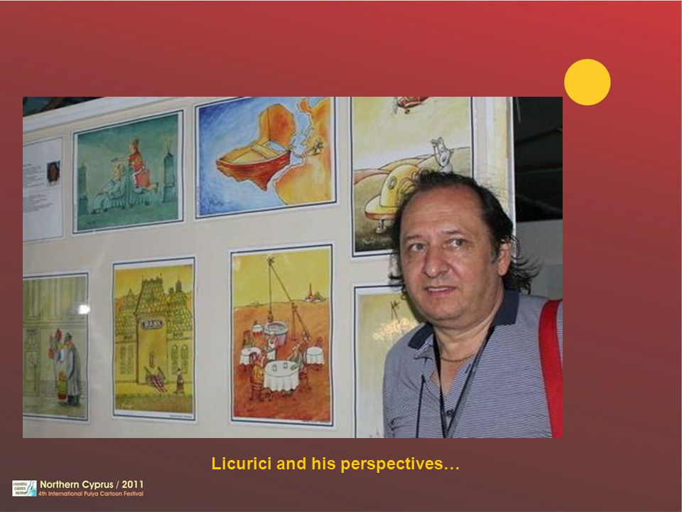 Licurici and his perspectives…