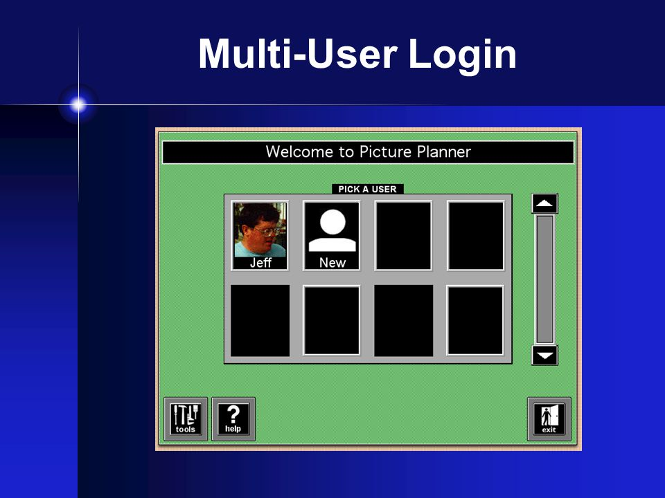 Multi-User Login