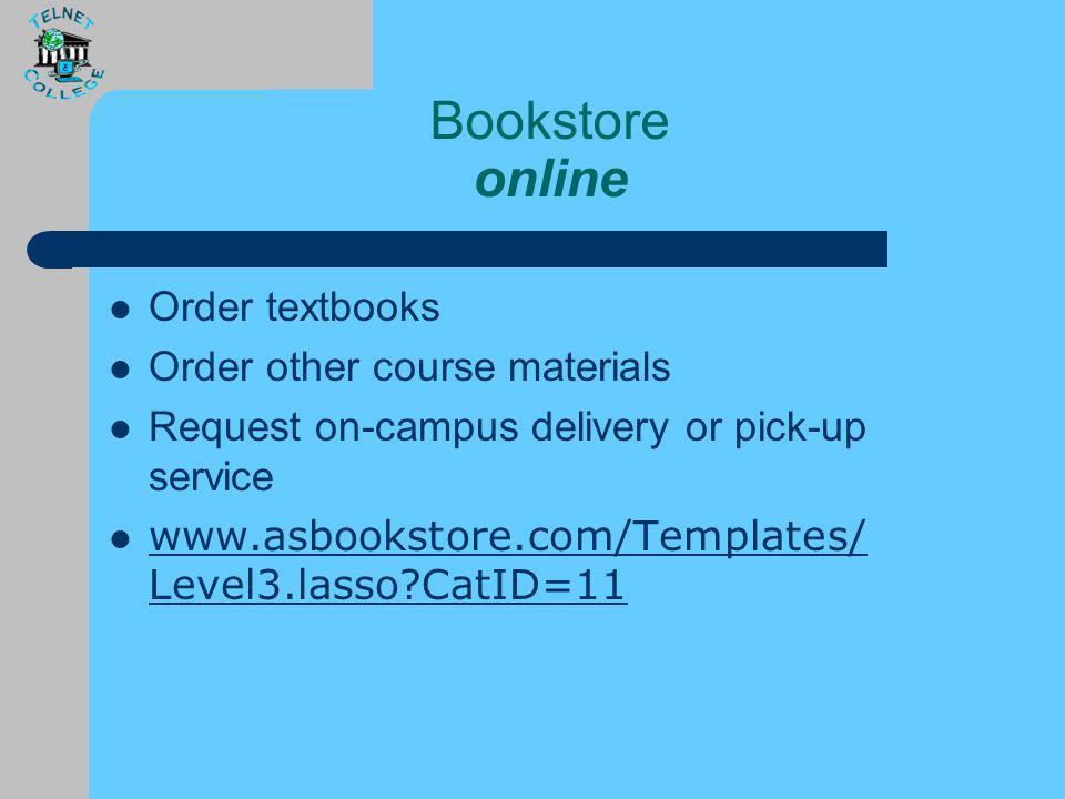Admissions/Registrar online Applications – Admission – Graduation Transcript requests Directory information changes http://www.ferris.edu/htmls/admisi