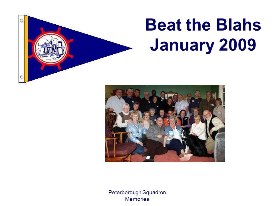 Beat the Blahs January 2009