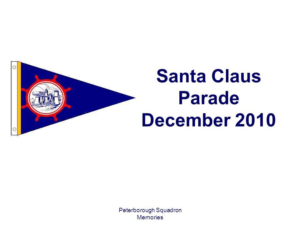 Santa Claus Parade December 2010