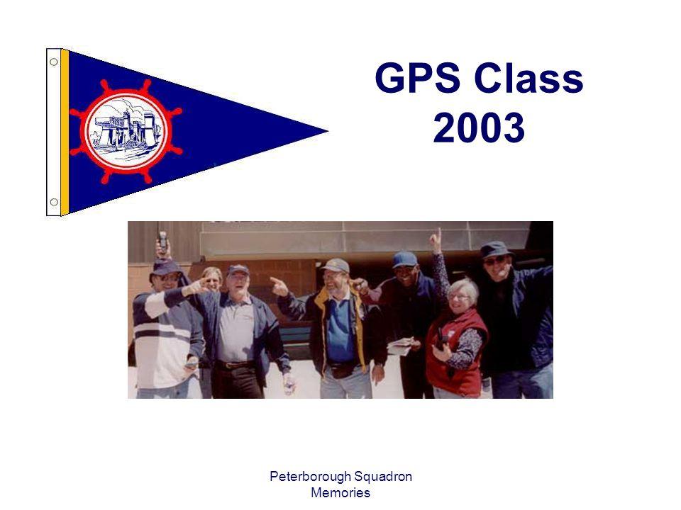GPS Class 2003